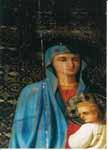 """Слезоточение иконы """"Бегство в Египет"""" в 2001 г. в канун схождения Благодатного Огня в Иерусалиме"""